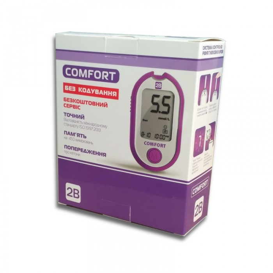 Фото 1 - Глюкометры 2B Comfort