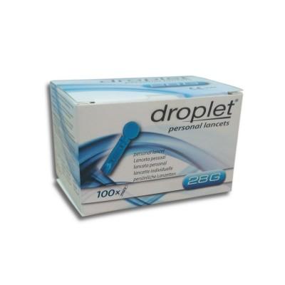 Ланцеты стерильные Droplet