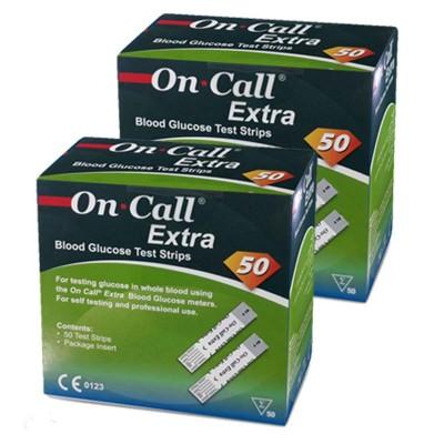 Тест-полоски On-Call Extra