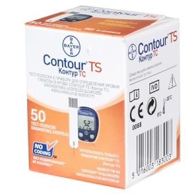 Тест-полоски Contour TS