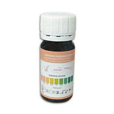 pH–тест №50