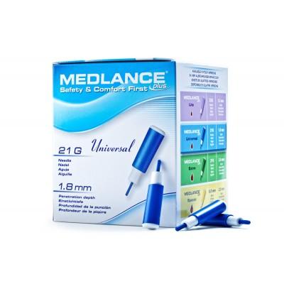 Автоланцети Medlance Plus Universal