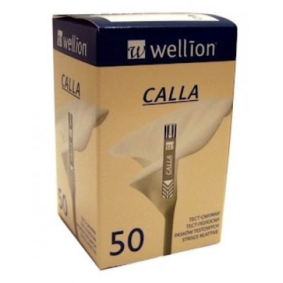 Тест-полоски Wellion Calla