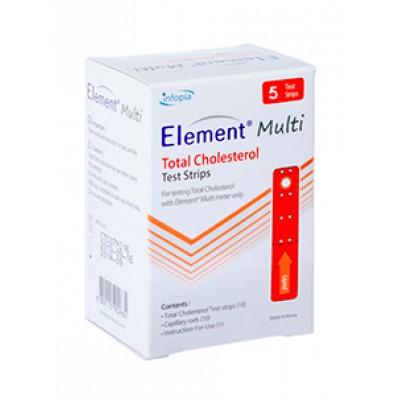 Тест-полоски Element Multi