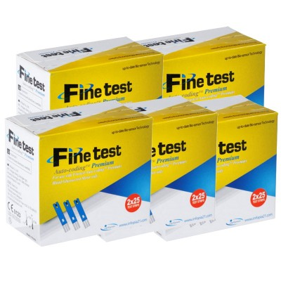 Тест-полоски Finetest Premium