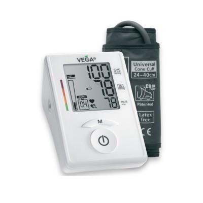 Автоматический тонометр vega va 315 Датчик движения, аритмии, универсальная манжета, доступность!
