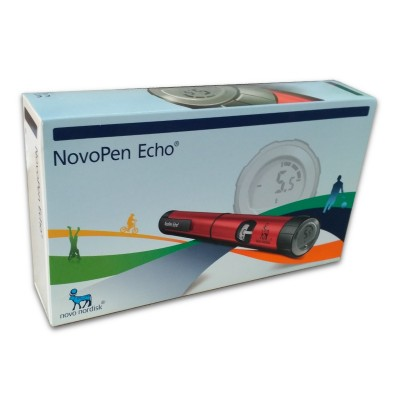 Шприц-ручка для введения инсулина NovoPen Echo