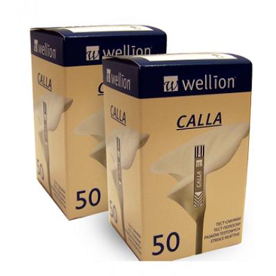 Тест-полоски Wellion Calla