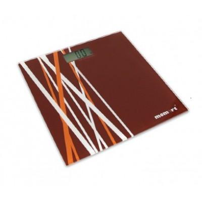 Весы электронные на стеклянной платформе (Бамбук) Momert 5848-4
