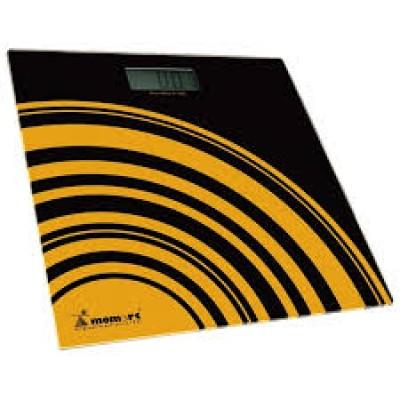 Весы электронные на стеклянной платформе (Полукольца) Momert 5848-7