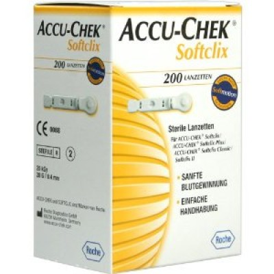 Ланцеты к ручке акку чек (Accu-Chek Softclix)