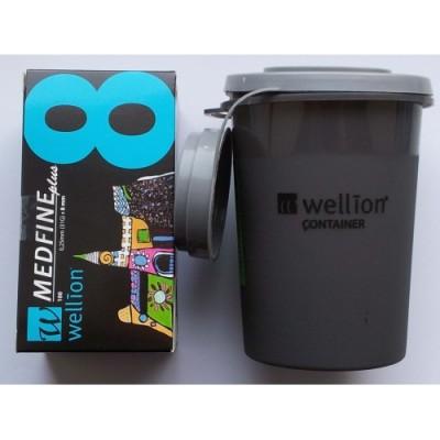 Иголки Wellion MEDFINE plus