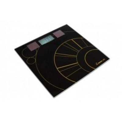 Весы электронные напольные на солнечной батарее Momert 5864