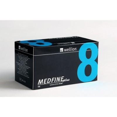 Иглы Wellion MEDFINE plus