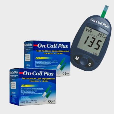 Глюкометр On-Call Plus