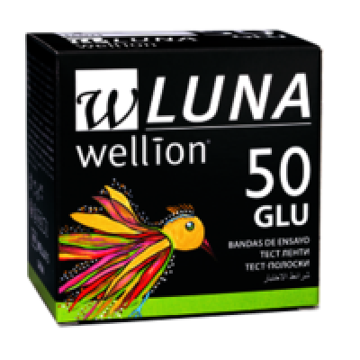 Тест-полоски Wellion LUNA